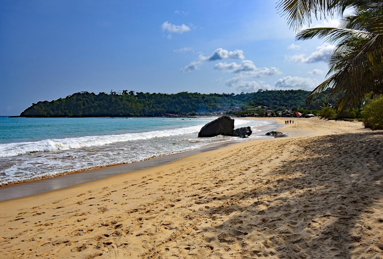 Afrika travelyst ghana