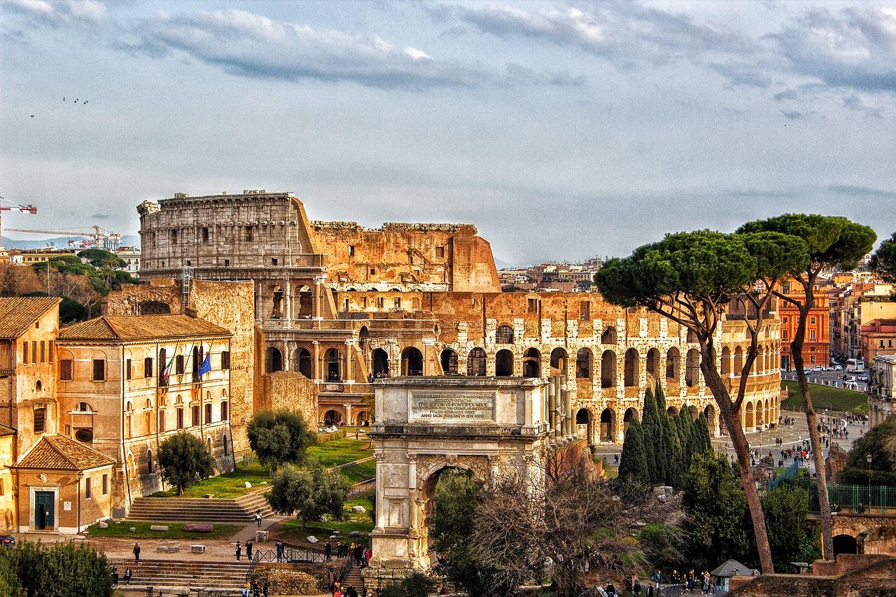 Rom Travelyst Rundreise