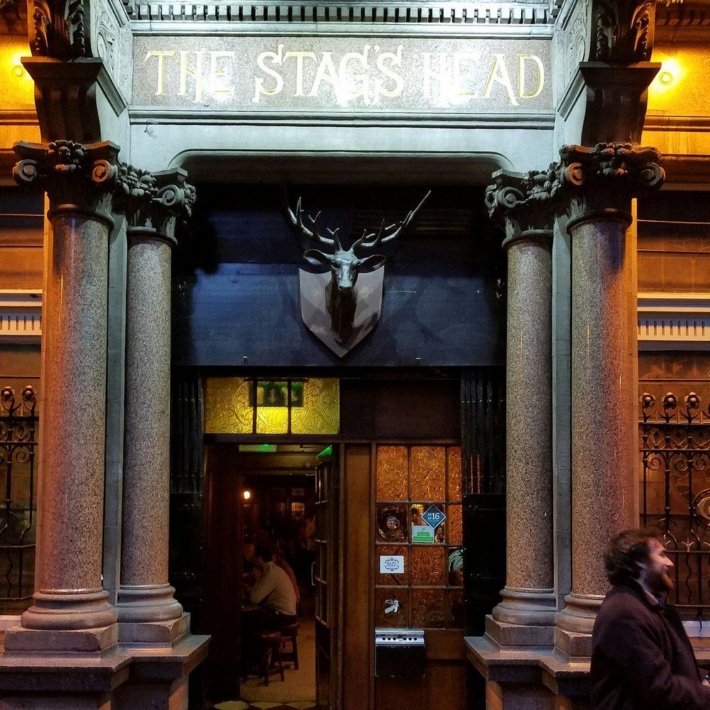 Travelyst Dublin Pub-the stagss head