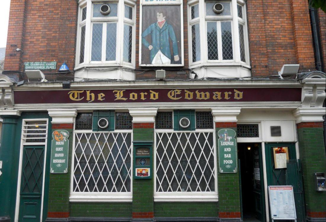 Travelyst Dublin Pub_Lord Edward