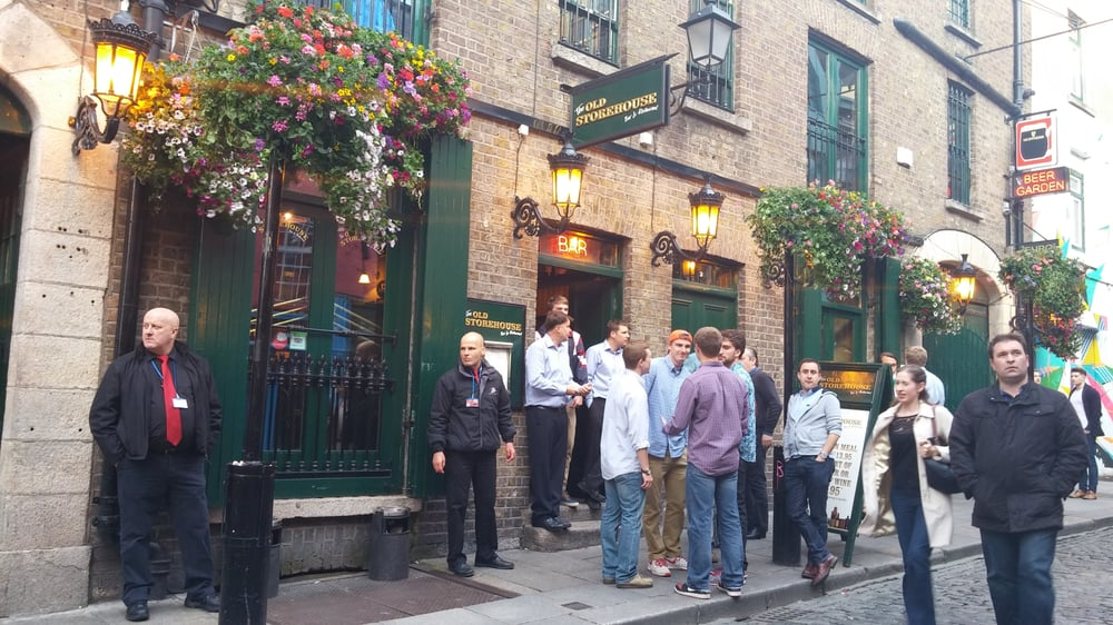 Travelyst Dublin Pub_The Bank on College Green