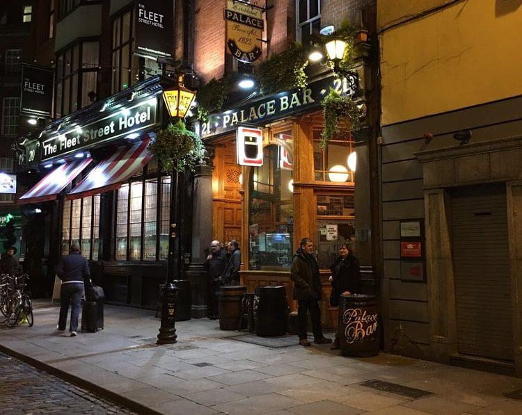 Travelyst Dublin pub_Palace Bar